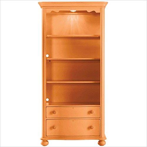 Stanley Furniture Coastal Living Retreat Bookcase In Spanish Orange front-1053736