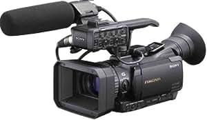 Sony HXR-NX70E Camescopes Classique 1080 pixels Zoom Optique 10 x 6.64 Mpix 96 Go