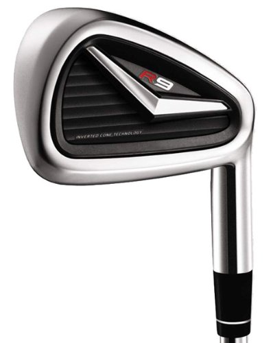 TaylorMade R9 Irons 4-AW (Right Hand, Steel, Regular)