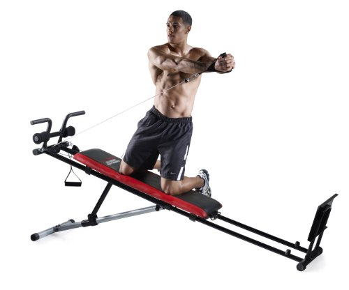 weider ultimate works exercise machine