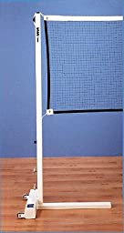 Portable Badminton 1 Court System (Two Posts)