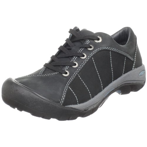 Keen Women's Presidio Casual Shoe,Black,10 M US