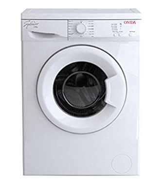 Onida WOF5508NW Fully-automatic Front-loading Washing Machine (5.5 Kg, White)