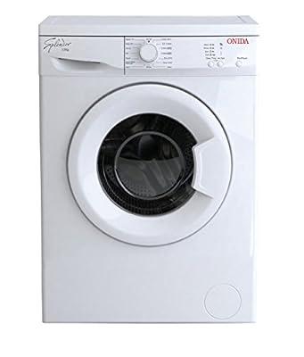 Onida WOF5508NW Fully-automatic Front-loading Washing Machine (5.5 Kg, White)