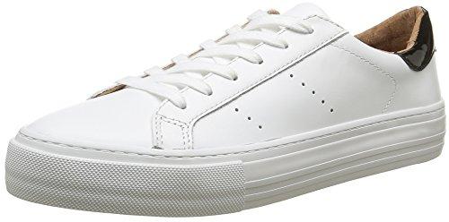 No NameArcade - Scarpe da Ginnastica Basse Donna , Bianco (Blanc (Altezza Leather White)), 36