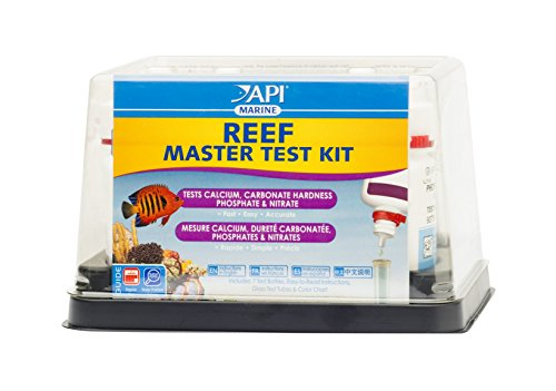 API Reef Master Test Kit (Nitrogen Cycle For Fish Tank compare prices)