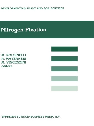 Nitrogen Fixation: Proceedings Of The Fifth International Symposium On Nitrogen Fixation With Non-Legumes, Florence, Italy, 10-14 September 1990 (Developments In Plant And Soil Sciences)