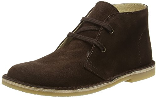 Start-rite - Colorado II, Stivali chukka unisex bambino, color Marrone (Brown Suede), talla 37 EU infantile