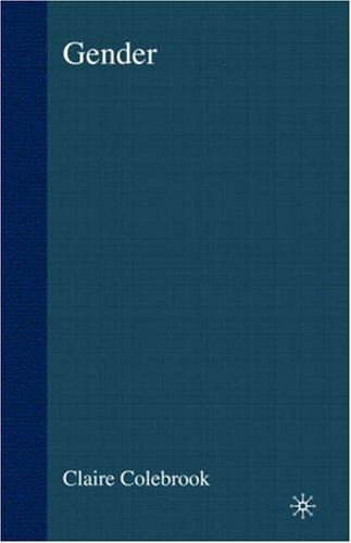 Gender (Transitions (Palgrave))