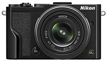 Nikon デジタルカメラ DL 24-85 f/1.8-2.8 2081万画素 1.0型センサー ブラック DL24-85BK