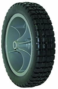 Oregon 72-114 Semi-Pneumatic Wheel 8X200 Turf Tread by Oregon