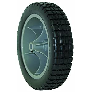 Oregon 72-114 Semi-Pneumatic Wheel 8X200 Turf Tread