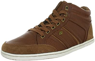 British Knights TALCO HI B30-3608, Unisex - Erwachsene Fashion Sneakers, Braun (COGNAC 5), EU 41 (UK 7)
