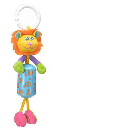 Lion Animal Chimes Baby Rattle Toy Elephant,Lion,Deer,Rabbit Kids Product Bed Car Hanging Toys front-1057330