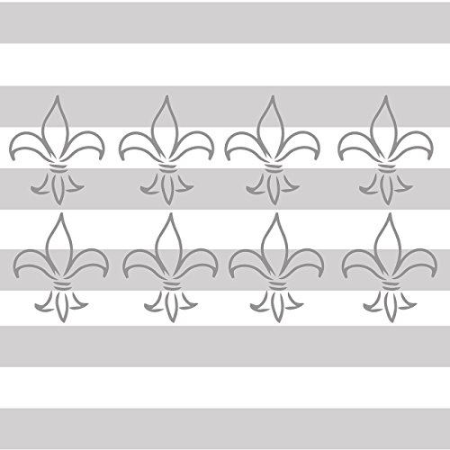 Sweet Potato Vinyl Decals, Fleur De Lis