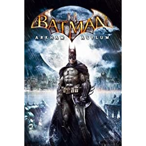 Batman Arkam Asylum Batman - Poster 24