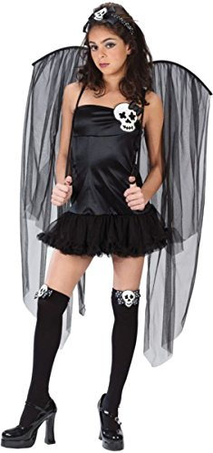 Morris Costumes Skull Fairy Teen