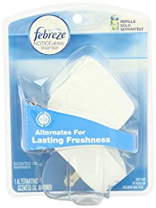 Febreze Noticeables Dual Scented Oil Warmer 1 Kit (Pack of 3)