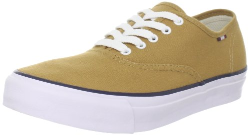 PF Flyers Men's Windjammer Canvas Sneaker,Medium Brown,11.5 D US