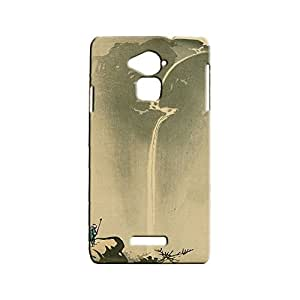 BLUEDIO Designer Printed Back case cover for Coolpad Note 3 - G3898