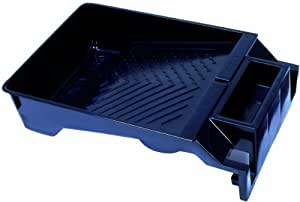 Encore 5512 11-Percent Deepwell Roller Paint Tray with Brush Holder