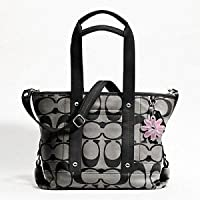 Coach 18855 Signature Daisy Kyra Convertible Tote