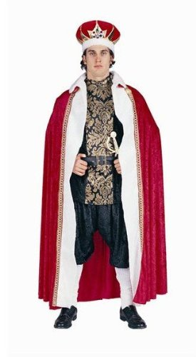 RG Costumes 80254 Kings Robe Costume - Size Adult Standard