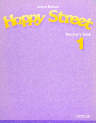 HAPPY STREET 1 TB ESP (Get Ready), Buch