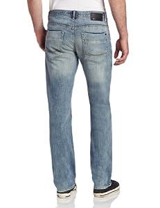 9c2b7e179ae Calvin Klein Jeans Men s Rocker Straight Leg Jean in Serene Light Wash at Amazon  Men s Clothing