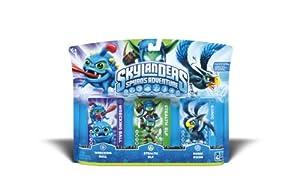 Skylanders Spyro's Adventure Triple Character Pack (Wrecking Ball, Stealth Elf, Sonic Boom)