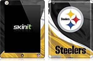 NFL - Pittsburgh Steelers - Pittsburgh Steelers - Apple iPad (3rd/4th Gen) - Skinit Skin by Skinit