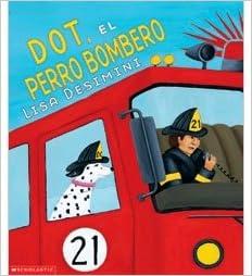 Dot, el perro bombero