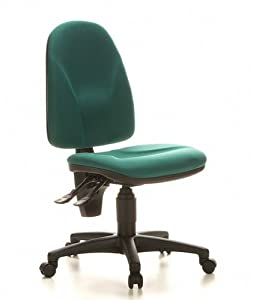 Office Chair Chair POINT 20 Dark Green Kitchen Home