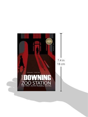 Zoo Station (John Russell World War II Spy Thriller)