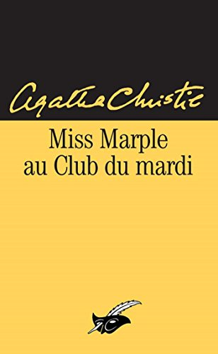 Miss Marple au club du mardi (Masque Christie)