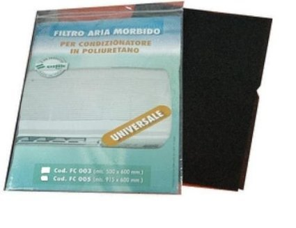 Filtro universale per climatizzatori e condizionatori - Marche condizionatori ...