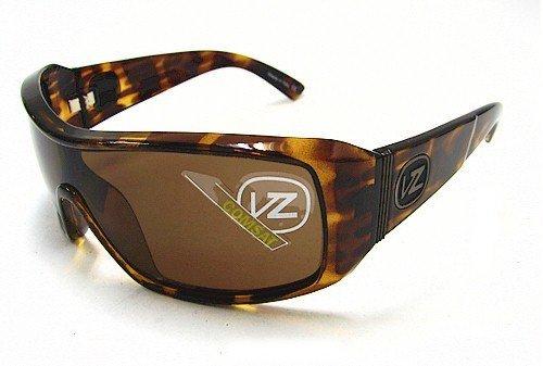 Von Zipper Comsat Sunglasses DTR Tortoise Shades