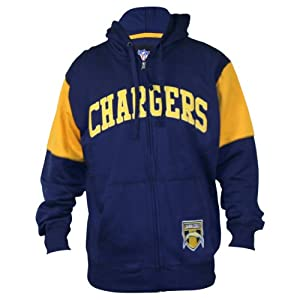 NFL First Down Full Zip Hoodie by NFL