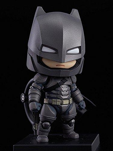 ねんどろいど バットマン vs スーパーマン ジャスティスの誕生 バットマン ジャスティス・エディション(Amazon)