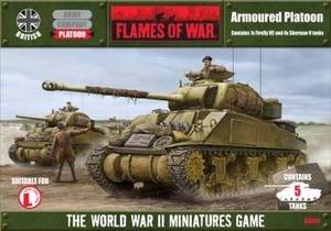 FWBBX08 Flames of War Boxed Sets - British Armoured Platoon
