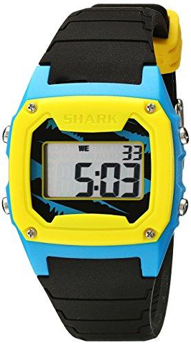 Freestyle Unisex 102001 Shark Retro 80's Digital Strap Watch (Strap Watch Shark compare prices)