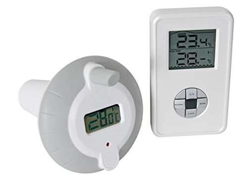 Velleman WSPT1 WIRELESS POOL AND POND THERMOMETER
