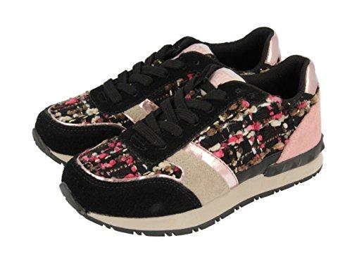 Gioseppo - Blek, Sneakers per bambine e ragazze, nero, 30