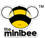 the minibee logo