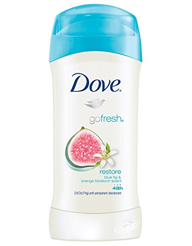 Dove Go Fresh Restore Anti-Perspirant/Deodorant 2.6 oz.