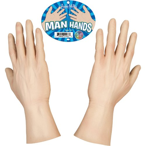 Accoutrements 14 Man Hands Toy  x-large at Sears.com