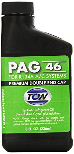 TCW MT3012-1 PAG 46 Premium Double End Cap Compressor Oil, 8 oz (Ac Compressor 2001 Ford Ranger compare prices)