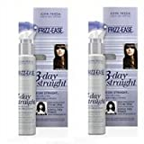 John Frieda Frizz Ease 3 Day Straight (2 Pack) 2 X 100Ml = 200Ml