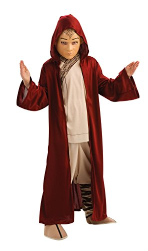 The Last Airbender Child's Hooded Cloak, Size Small