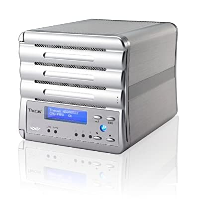 Thecus N3200XXX 3 Bay NAS Enclosure from Thecus